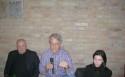20070331 Gian Antonio Cibotto, Guido Barbujani e Francesca Brandes
