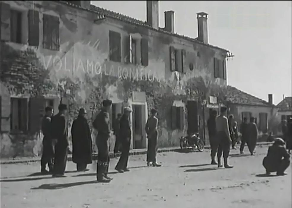 """""""Voliamo la bonifica"""" Delta Padano Florestiano Vancini"""