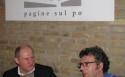 20080419 Fideg - Aldo Trivellato presenta Paolo Colagrande a Ca' Cornera per pagine sul Po