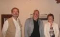 20090912 Danilo Mainardi - Gianpaolo Gaspaetto, Danilo Mainardi, Emanuela Finesso