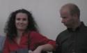 20090912 Giampaolo Romagnosi - Giampaolo Romagnosi con la moglie Valeria a Ca'Cornera