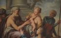 Giorgio Anselmi - Presentazione di Gesù al Tempio