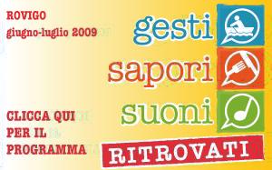 20090719 Gesti Sapori Suoni - miniposter