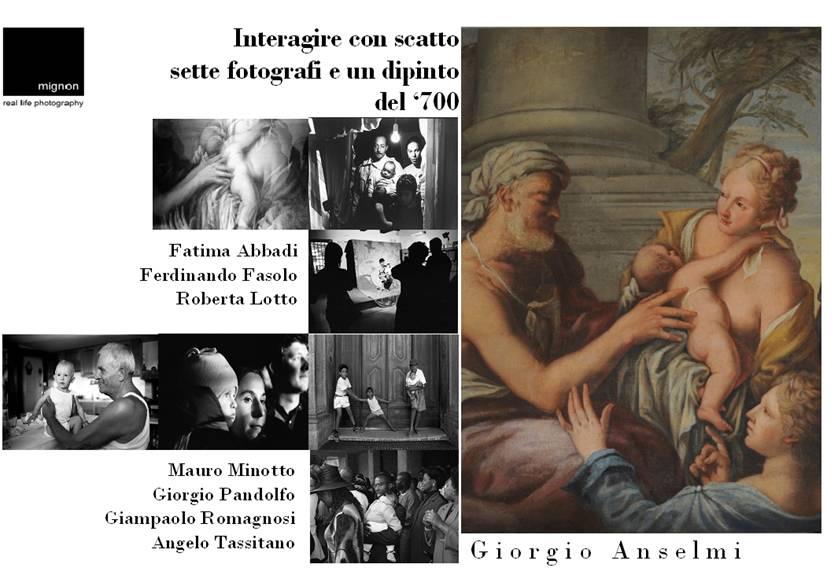 20091204 Settimana Beni Culturali Polesine - Invito, dipinto '700