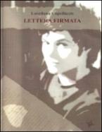 20080802 Masiero Capellazzo Trivellato - Loredana Capellazzo, Lettera firmata