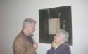 20070331 Mosaici sul Po - Laura Gavioli con Guido Barbujani