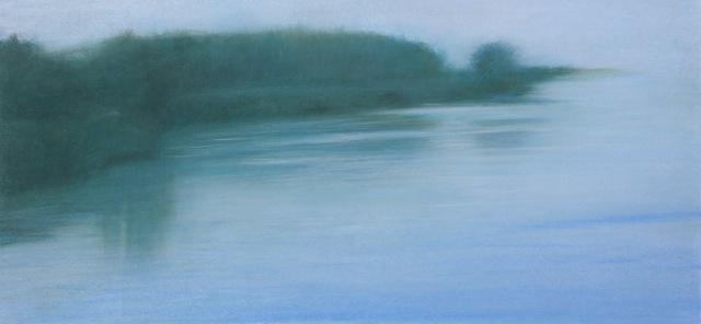 Argine (2014), pastello cm 27x58